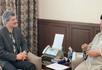 دیدار سفیر ترکیه در ایران با مراجع و علما در قم