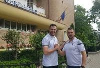 قرارداد ۲ ساله باباصفری با تیم هندبال رومانیایی