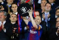 بارسلونا یک گام تا تاریخسازی در کوپا