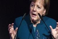 ۴۲ درصد آلمانیها خواهان کناره گیری مرکل شدند