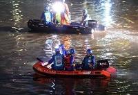 ۱۸ کشته و مفقود در حادثه واژگونی قایق در چین