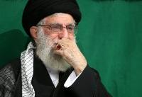 برگزاری مراسم سوگواری حضرت امیرالمؤمنین در حضور رهبر انقلاب