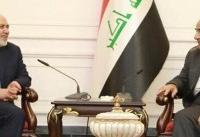 دیدار ظریف با نخستوزیر عراق