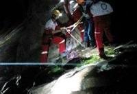 امدادرسانی به تیم ۲۱ نفره در ارتفاعات گنداب خراسان رضوی