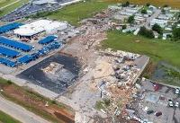 Rescuers search for survivors after Oklahoma tornado kills at least two
