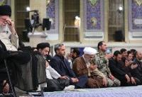 برگزاری مراسم سوگواری امیرالمؤمنین در حضور حضرت آیت الله خامنهای