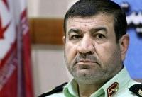 جزئیات درگیری ماموران نیروی انتظامی با سارقان مسلح در ایذه