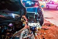 ۹ کشته و زخمی در تصادف زنجیرهای کویت