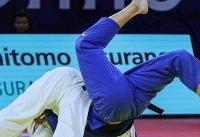 ایران در مکان چهارم رقابتهای جودو چین قرار گرفت