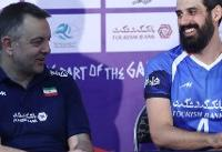 کولاکوویچ: من را بکُشید اما به ملیپوشان والیبال ایران احترام بگذارید
