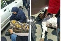 مصدوم شدن ۱۶۵۰ نفر در کردستان تنها به خاطر تصادف!