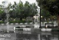 هوای رگباری در برخی از مناطق کشور