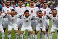تیم ملی فوتبال ایران با عراق، بحرین، هنگکنگ و کامبوج همگروه شد