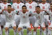 تیم ملی فوتبالایران بیستم جهان شد | جدیدترین رنکینگ فیفا