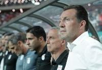 طالبی: اگر جزو ۱۰ تیم اول آسیا نشدیم، فوتبال را کنار بگذاریم