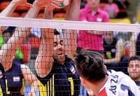 والیبال نشسته قهرمانی آسیا و اقیانوسیه؛ عبور ایران از دیوار چین
