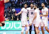 فهرست تیم ملی والیبال برای هفته سوم لیگ ملتها/ شریفی جانشین معنوینژاد شد