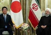ویدئو / استقبال رسمی روحانی از نخستوزیر ژاپن