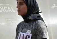 قهرمان پرش طول جوانان ایران: هدفم رسیدن به سکوهای آسیایی و جهانی است