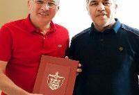 عرب: قرارداد برانکو فسخ نمیشود | به مربی دیگری فکر نمیکنیم