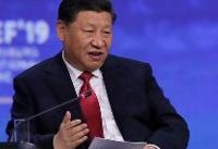 گفتوگوی رئیسجمهور چین با روحانی بر سر روابط تهران و پکن