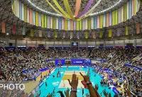 لیگ ملتهای والیبال / ایران ۱ - لهستان صفر
