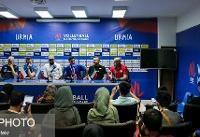 مشکلات سریالی نشستهای خبری لیگ ملتهای والیبال ۲۰۱۹ در ارومیه