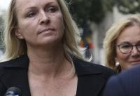 Legal fight tougher for congressman as wife pleads guilty