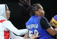 حضور تیم بسکتبال سه نفره بانوان در جام جهانی هلند