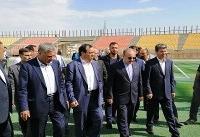 ورزشگاه ۱۵ هزار نفری ارومیه هفته دولت افتتاح می شود