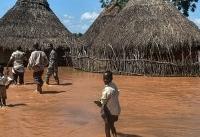 گرمای جهانی، قاره آفریقا را با خشکسالی و سیلاب درگیر میکند
