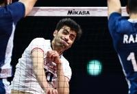 حضور ایرانیها در جمع ترینهای لیگ ملت های والیبال
