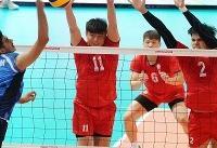 صعود جوانان ایران به جمع ۸ تیم برتر جهان با پیروزی برابر چک