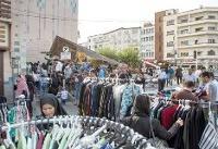 ساماندهی چهارراه ولیعصر با حکم شورای تأمین استان