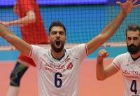 موسوی در صدر برترین مدافعان لیگ  ملت ها