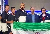 ۳ مدال ساواته ایران در مسابقات جهانی تونس