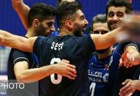 آمار بازی تیم ملی والیبال ایران مقابل روسیه