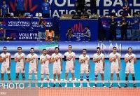 مجلس حضور مقتدرانه تیم ملی والیبال کشورمان در لیگ جهانی را تبریک گفت