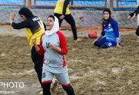 سرمربی فوتبال ساحلی بانوان بندرعباس: برای مسابقات باشگاههای جهان منتظر مجوز وزارت کشور هستیم