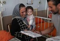 داوران «عصر جدید» به عیادت کودکان بیمار رفتند + عکس