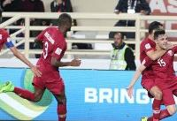 رضایت سرمربی قطر از عملکرد شاگردانش برابر پاراگوئه