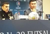 حق اشتباه نداشتیم/ سطح مسابقات فوتسال آسیا بسیار بالا است