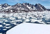 گرینلند در عرض یک روز دو میلیون تُن یخ از دست داد