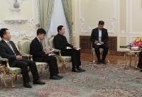 ایران آماده توسعه روابط خود با چین در همه حوزه ها است