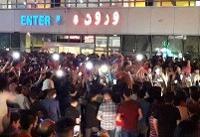 حضور۲۰۰۰نفری هواداران تراکتور در فرودگاه/«دنیزلی» درتبریز شوکه شد