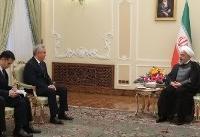 روابط دو کشور باید در راستای منافع دو ملت تعمیق یابد