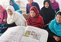 طالبان به دختران اجازه داد تا مقطع دیپلم درس بخوانند