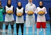 اعزام نصفه نیمه دختران بسکتبالیست به جام جهانی