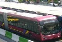 ورود ١٣ دستگاه اتوبوس دوکابین به چرخه حمل و نقل عمومی پایتخت