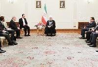 روحانی خطاب به سفیر فراسنه: فرصت اروپا برای جبران بسیار کوتاه است
